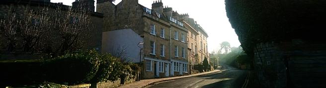 Lyncombe Hill