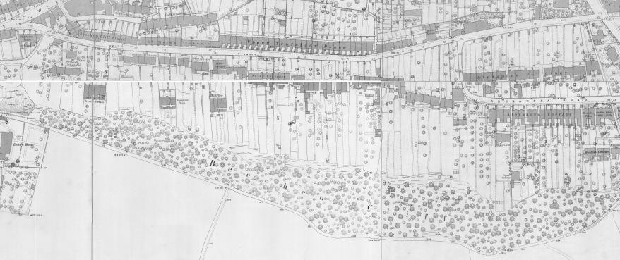 Calton Road 1885